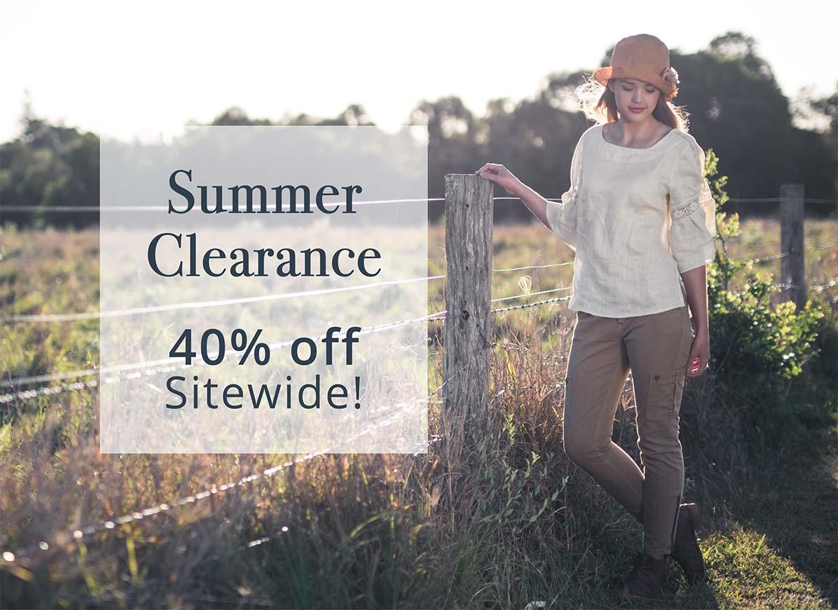 Summer Clearance 40% discount Sitewide! Chercher La Femme
