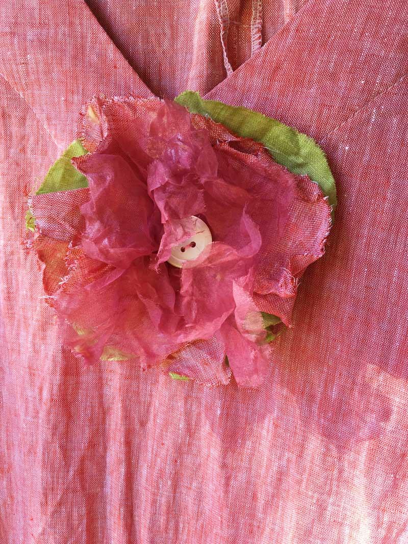Poppy flower brooch gallery white flower brooch mightylinksfo